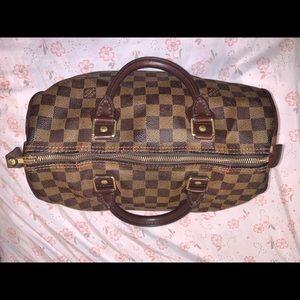 Authentic Louis Vuitton Speedy 30 Demier Ebene